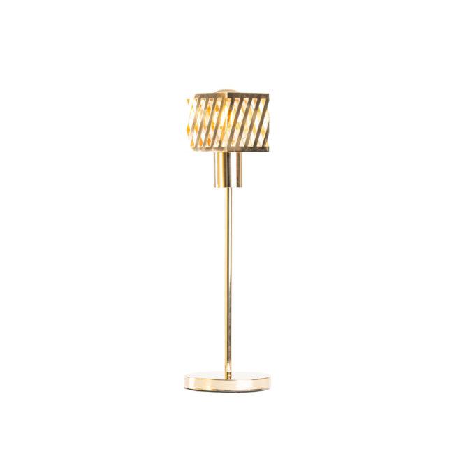 lampe de table citrine